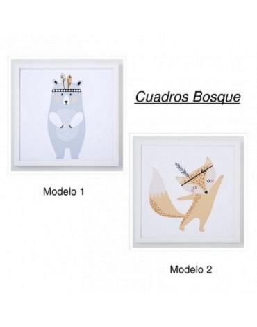 Cuadro Infantil C.Paula Bosque