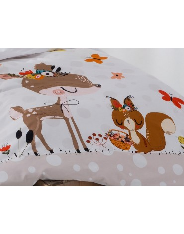 Funda Nórdica C.Paula Bambi 2P