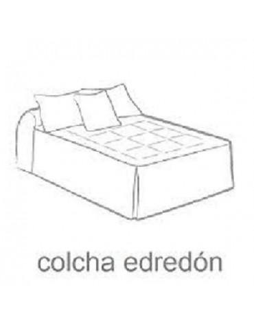 Colcha Edredón C.Paula Vilna